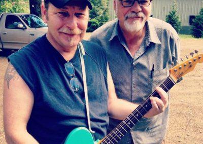 John and Phil Madeira