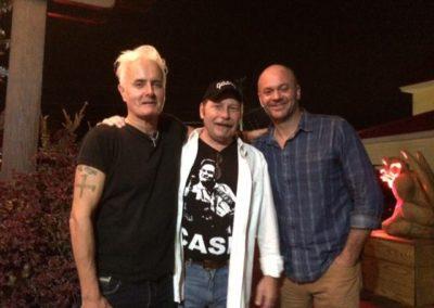 Dean, John and Thom