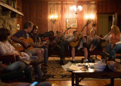 Mercyland living room jam