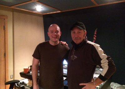 Mike Garrigan & John